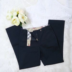 Burberry pants/trouser in navy